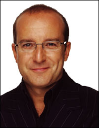 Paul McKenna, multi-million-selling author of I Can Make You Slim, I Can Make You Sleep, and many more